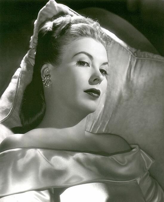 Andrea King, Warner Bros. still gallery, 1945.