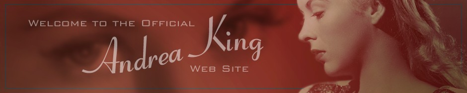The Official Andrea King Website